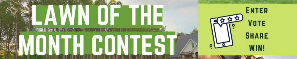 lawn of the month contest, best lawn care, all turf lawn care, atlanta ga